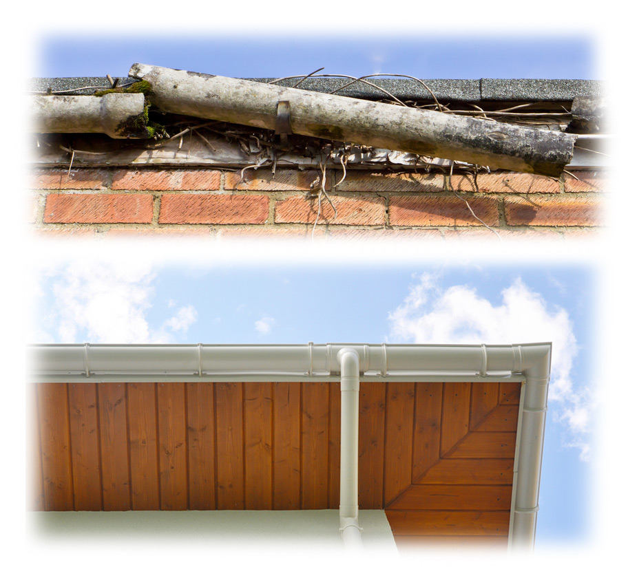 Don't neglect your fascias - use our online fascia cost calculator to get a quick online price asap